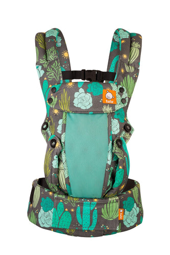 Coast Cacti - Tula Explore Baby Carrier - Baby Tula UK