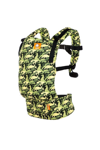 Camosaur - Tula Free-to-Grow Baby Carrier - Baby Tula UK