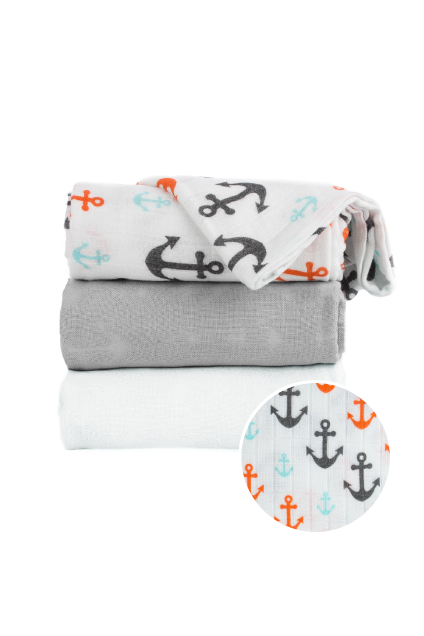 Captain - Tula Baby Blanket Set - Baby Tula UK