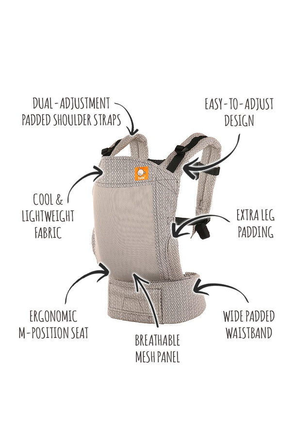 Coast Infinite - Tula Toddler Carrier