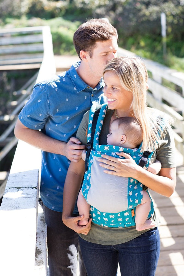 Coast Aurora - Tula Free-to-Grow Baby Carrier