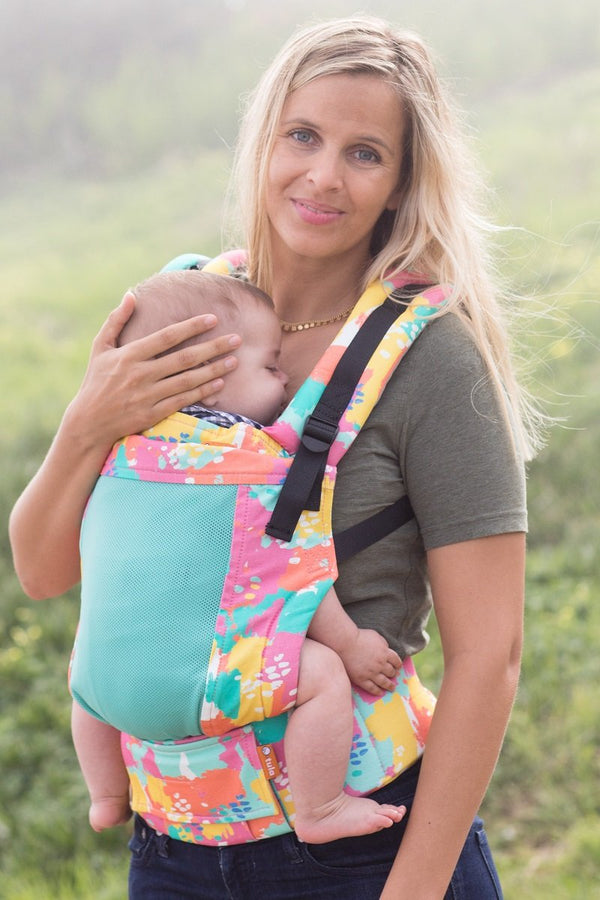 Coast Paint Palette - Tula Free-to-Grow Baby Carrier