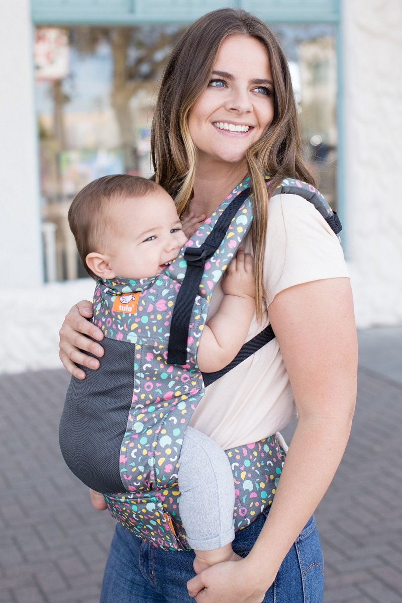 Coast Party Pieces - Tula Free-to-Grow Baby Carrier