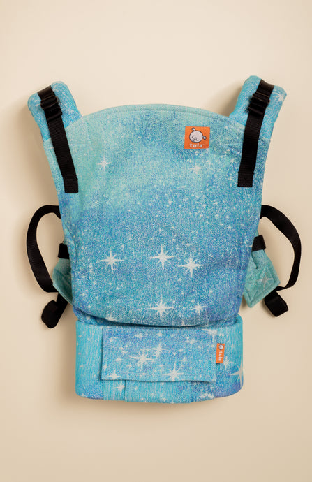 Natibaby Stella Turquoise - Tula Signature Baby Carrier