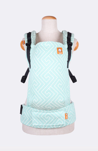 Aroha Serene Spearmint - Tula Signature Baby Carrier - Baby Tula UK