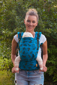 Tula Woven Dino Surprise - Tula Signature Baby Carrier