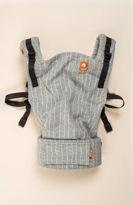 Emmeline Partita Sea Grass - Tula Signature Baby Carrier - Baby Tula UK