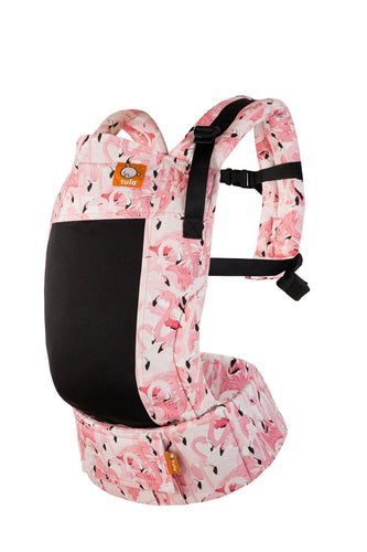 Coast Balancing Act - Tula Free-to-Grow Baby Carrier - Baby Tula UK