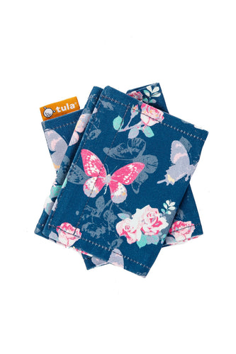 Flies With Butterflies - Tula Droola Strap Cover