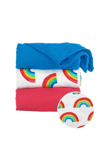 Happy Skies - Tula Baby Blanket Set - Baby Tula UK