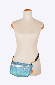 Oscha Roses Eden - Tula Wrap Conversion Hip Pouch
