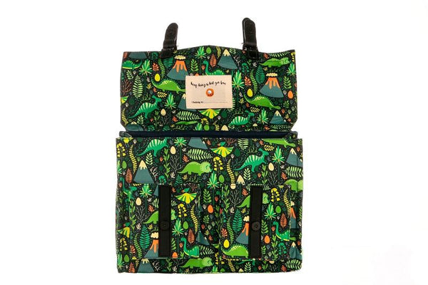 Hot Lava - Tula Kids Backpack - Baby Tula UK