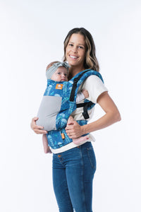 Coast Who's Jelly Now - Tula Free-to-Grow Baby Carrier - Baby Tula UK