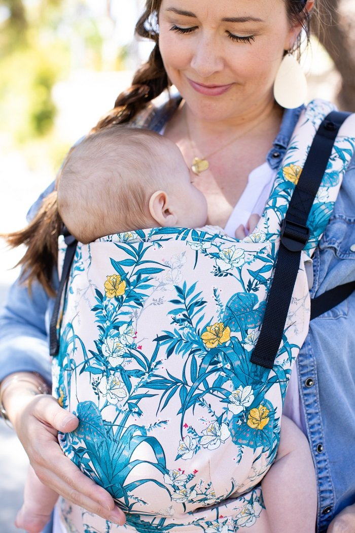 Lanai - Tula Free-to-Grow Baby Carrier