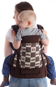 Seat Extender - Converts into a toddler carrier