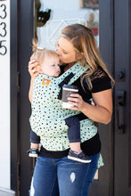 Mint Chip - Tula Half Buckle Baby Carrier - Baby Tula UK