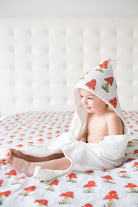 Mushchievous - Tula Hooded Towel