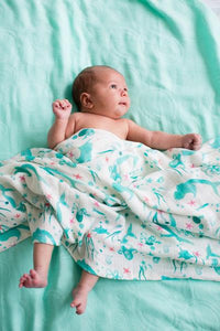 Naida - Tula Baby Blanket Set - Baby Tula UK