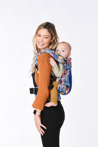 Passionfruit - Tula Droola Strap Cover - Baby Tula UK