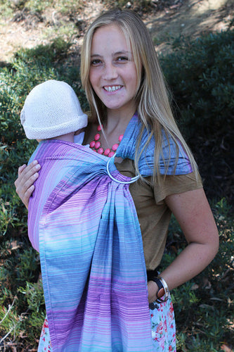 Aurora Ring Sling - Galileo - Baby Tula UK