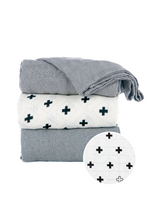 Splatter Jet - Tula Baby Blanket Set - Baby Tula UK
