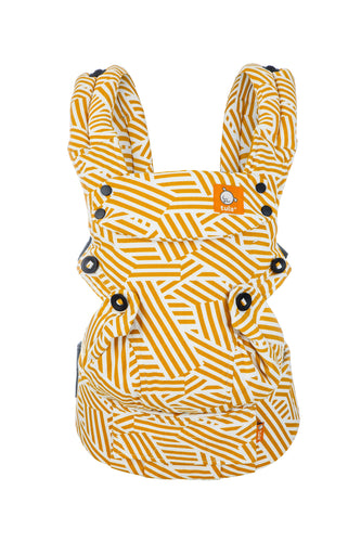 Sunset Stripes - Tula Explore Baby Carrier - Baby Tula UK