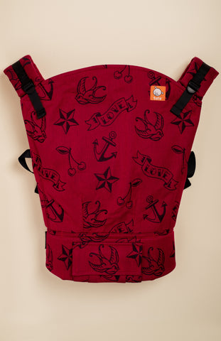 DBG Baby Inked - Tula Signature Baby Carrier