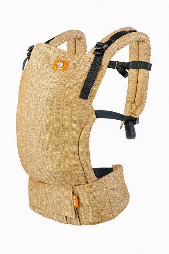 Mesa - Tula Linen Free-to-Grow Baby Carrier