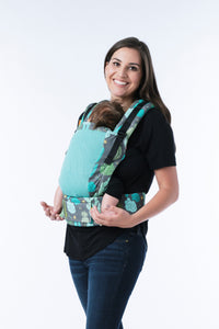 Coast Cacti - Tula Free-to-Grow Baby Carrier - Baby Tula UK