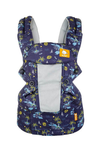 Coast Vacation - Tula Explore Baby Carrier