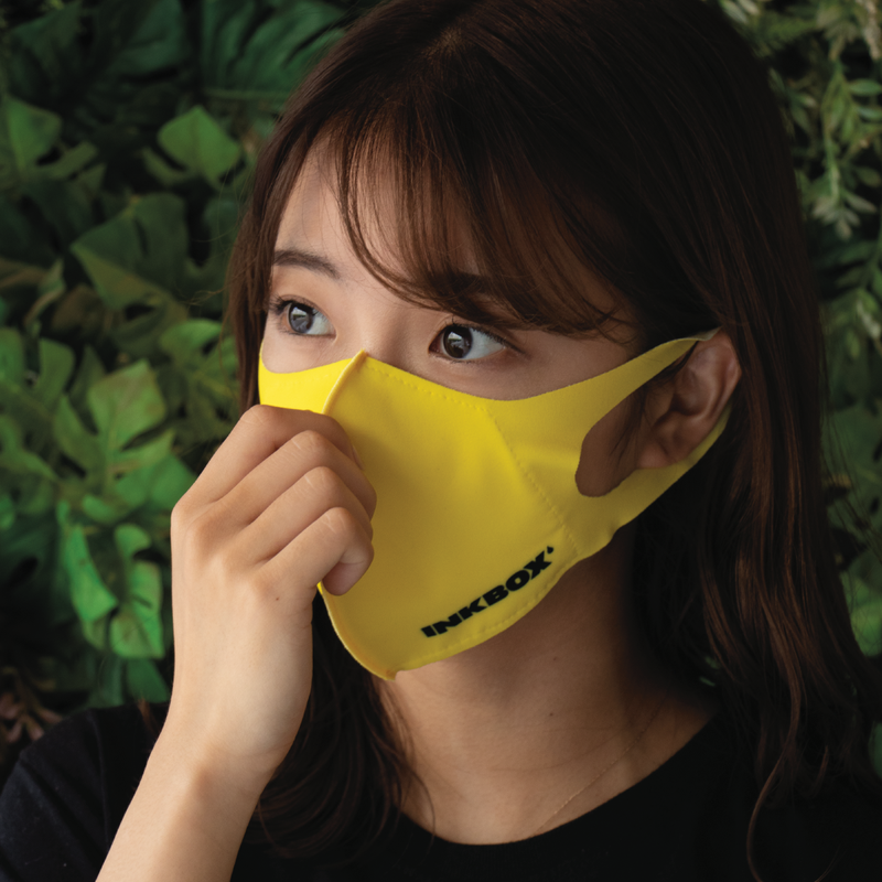 Inkbox MASK Yellow