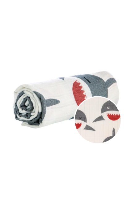 Chomp - Couverture Cuddle Me Tula