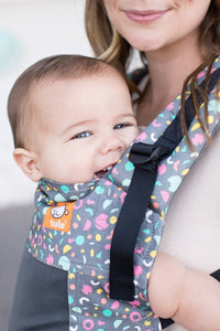 Coast Party Pieces - Porte-Bébé Free-to-Grow Tula