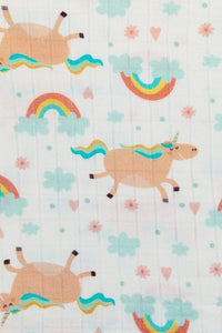 Over the Rainbow - Couverture Cuddle Me Tula