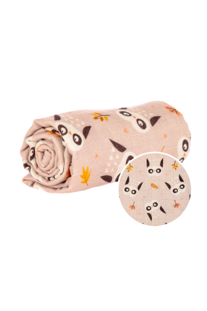 Owl We Need - Couverture Cuddle Me Tula