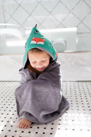 Trickster - Tula Hooded Towel