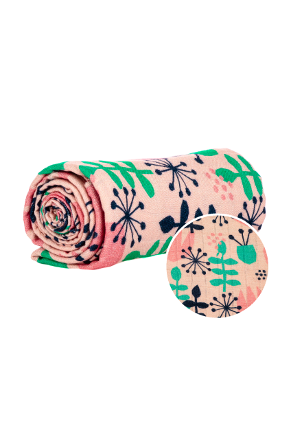 Twilight Tulip - Couverture Cuddle Me Tula