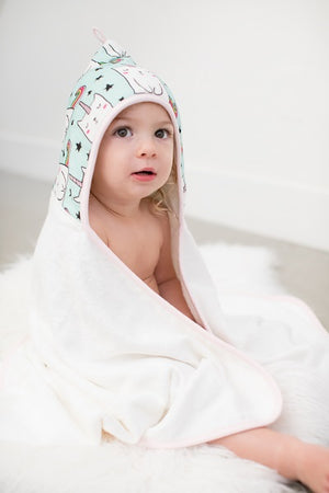 Caticorn - Tula Hooded Towel
