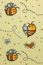 Bee Happy - Tula-Cover-Up