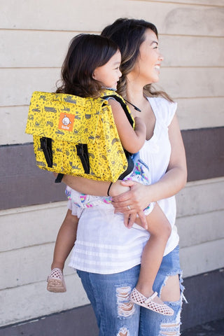 Little Workers - Tula Kinderrucksack