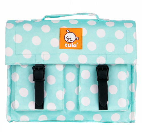 Mint Candy Dots - Tula Tula-Kinderrucksack