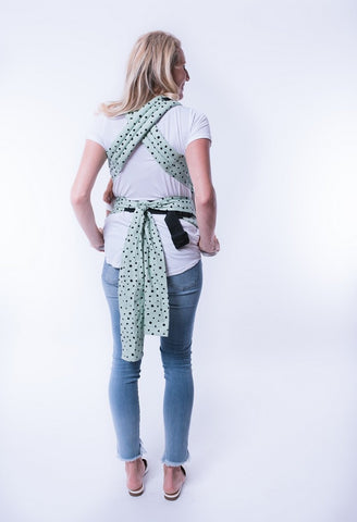 Mint Chip - Tula-Half-Buckle-Trage