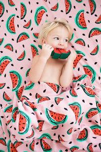 One in a Melon - Tula Cuddle Me Decke