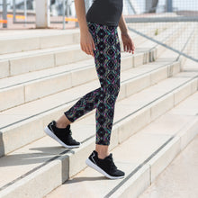Women's reversible work-out leggings - SoreTodayStrongTomorrow