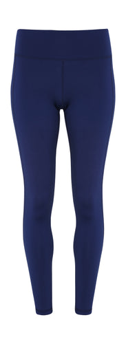 Women's performance leggings Navy