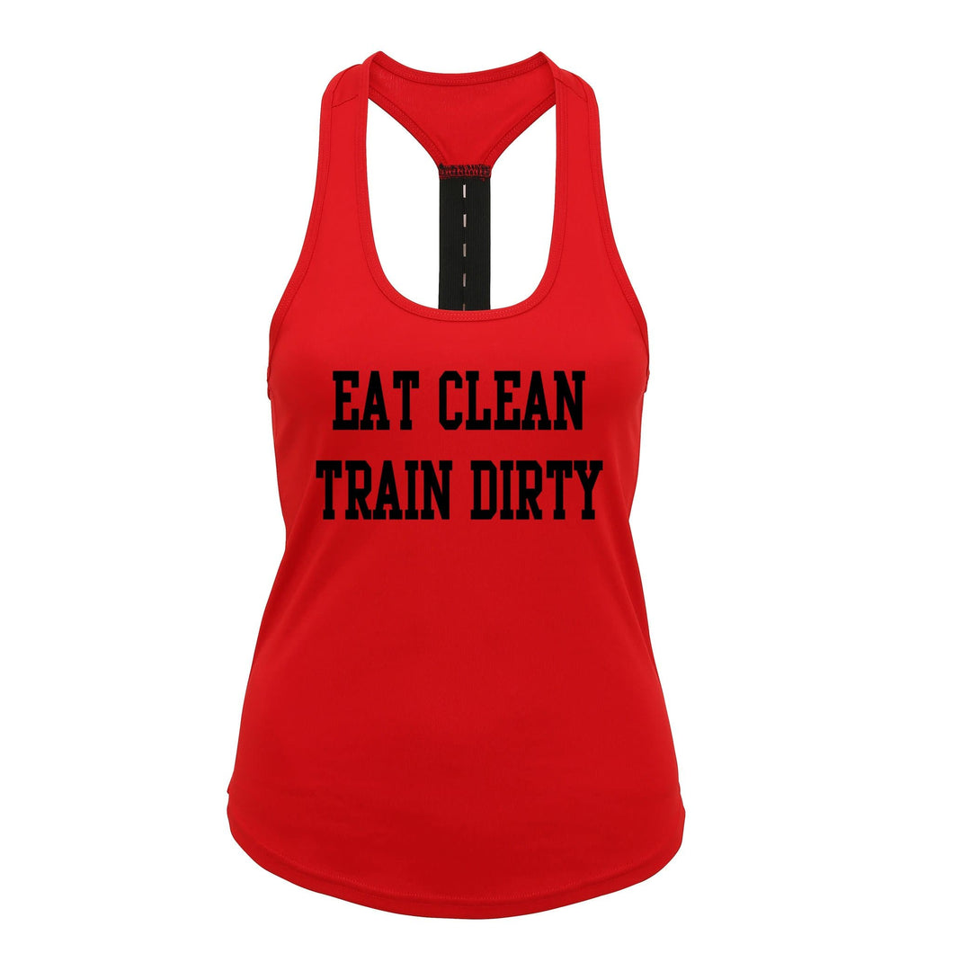 EAT CLEAN TRAIN DIRTY - SoreTodayStrongTomorrow