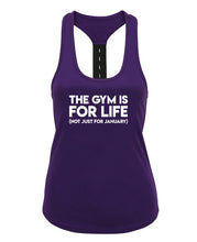 The gym is for life, not just for January - Strap back - SoreTodayStrongTomorrow