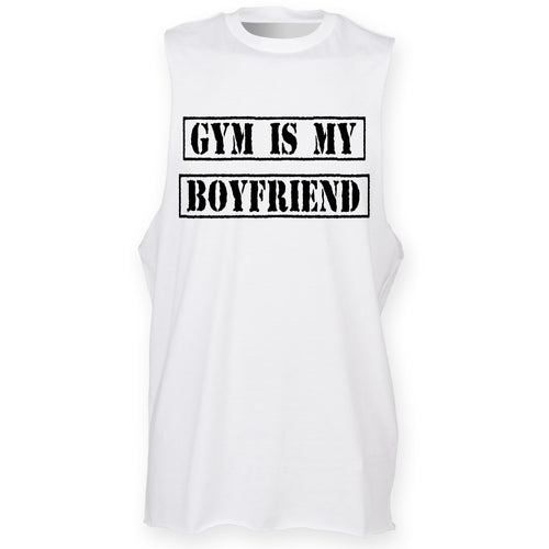 GYM IS MY BOYFRIEND HIGH NECK - SoreTodayStrongTomorrow