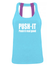 PUSH-IT PUSH IT REAL GOOD - Double strap back - SoreTodayStrongTomorrow