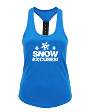 Snow Excuses - Strap back - SoreTodayStrongTomorrow